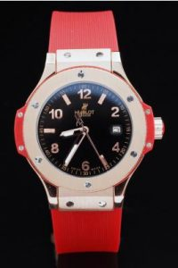 Hublot-Black-Surface-Red-Bracelet-Women-Watches-HB2656-51